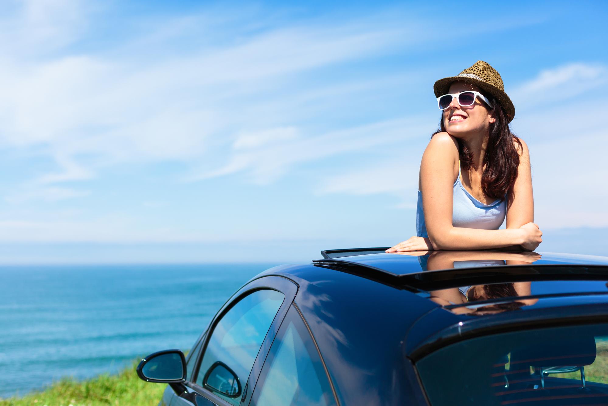warme-auto-zomer